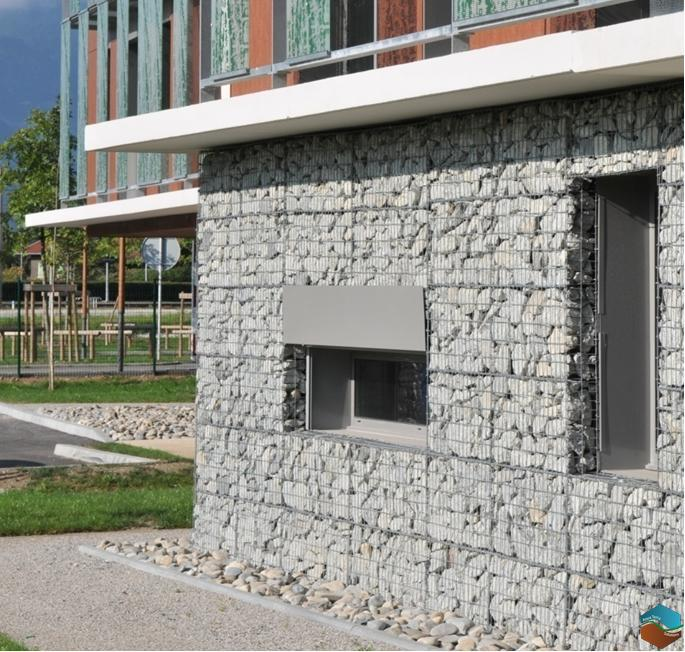 sp cialiste des gabions lectrosoud s gabions tiss s double torsion gabions bo tes gabion pr. Black Bedroom Furniture Sets. Home Design Ideas